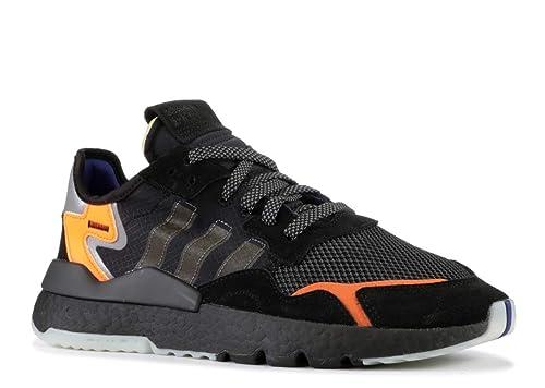 EuAmazon Adidas Nite UomoNerocore Jogger Blackcarbon46 CBoWdxeQrE