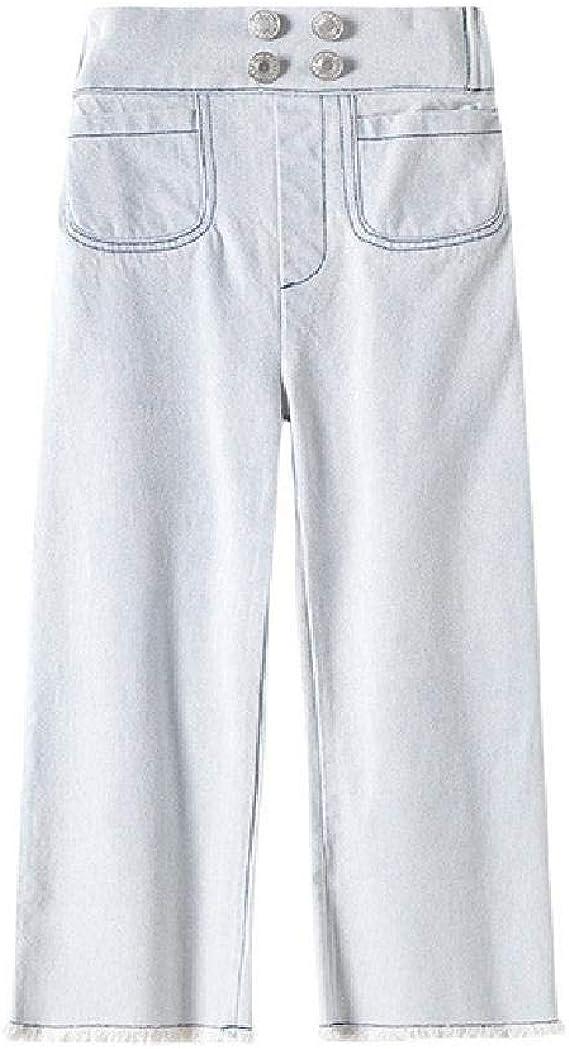 Pantalones Para Ninas Pantalones Vaqueros Anchos Para Ninas Pantalones Informales Para Ninas Bebes Pantalones Elegantes Amazon Es Ropa Y Accesorios