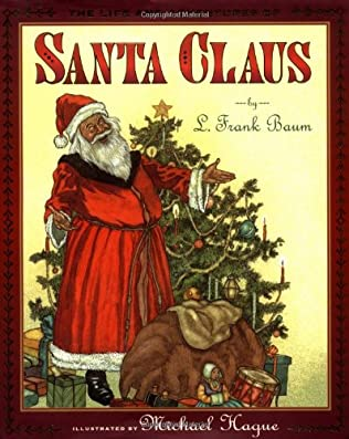 book cover of The Life and Adventures of Santa Claus