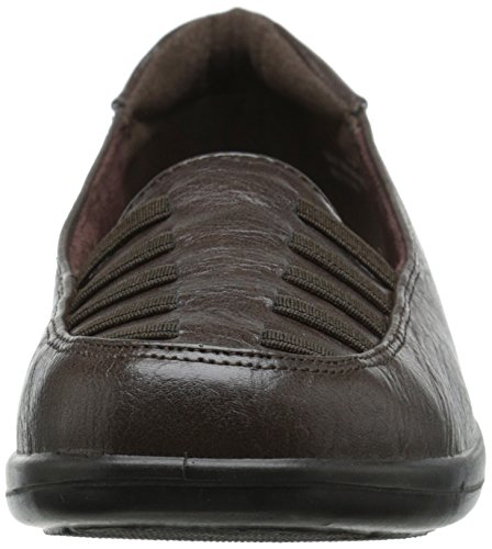 Burnish Brown Flat Genesis Easy Street Women's q8XwSU
