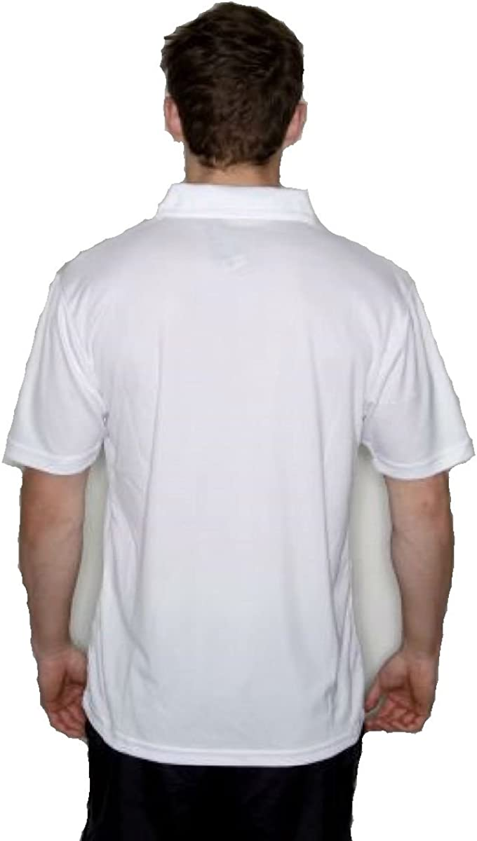Just Cool Performance Polo Shirt Shirt Performance atmungsaktiv atmungsaktiv Large,Navy