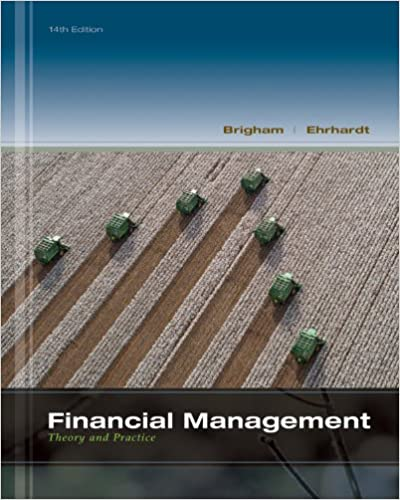 Financial management theory and practice brigham 14th edition test.