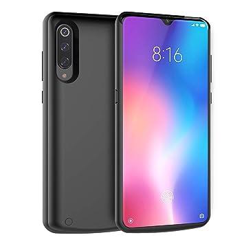 Adorehouse Xiaomi Mi 9 5000mAh Funda Batería Externa ...