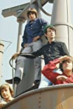 #7: The Monkees posing on top of ship 11x17 Mini Poster