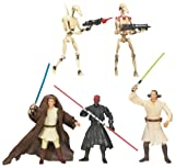: Star Wars: Saga Collection Battle Packs > Sith Lord Attack Action Figure Set
