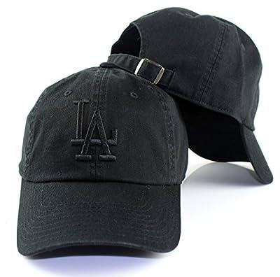 Los Angeles Dodgers MLB American Needle Tonal Ballpark Slouch Cotton Twill Adjustable Hat