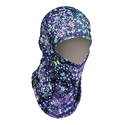 Turtle Fur Kids Comfort Shell UV Ninja Face Mask Lightweight Balaclava Quantum Dream Machine (Kids Balaclava Turtle Fur)