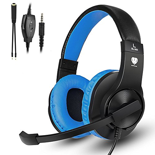 51yJpeZKWlL - Kekilo Gaming Headset for Xbox One