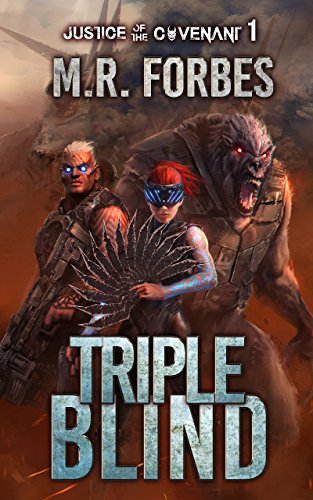Triple Blind (Justice of the Covenant Book 1) cover