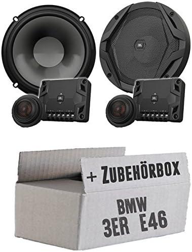 Jbl Gx600c 2 Wege 16cm Lautsprecher System Einbauset Für Bmw 3er E46 Just Sound Best Choice For Caraudio Navigation