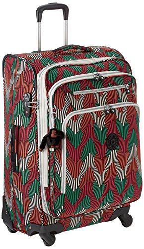 Kipling – 71 Litros – Trolley – YOURI SPIN 68 – Tropic Palm CT (Estampado)