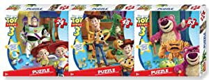 Toy Story 3 Panaorama Puzzle Bundle 3 Pack