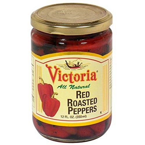 PEPPERS, RED ROASTED , Pack of 3