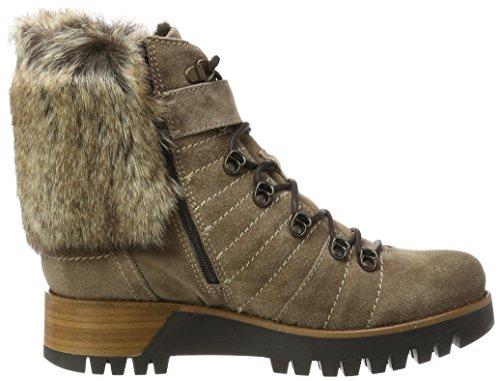 Zapatos 172m2216elpy Cordones para Mujer de Marrón leprato Torba leprato Torba Brogue Manas wtS5XxqWdq