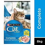 Cat Chow Complete Dry Cat Food, Advanced Nutrition for All Cats 8 kg