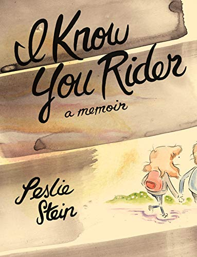 Book Cover: I Know You Rider