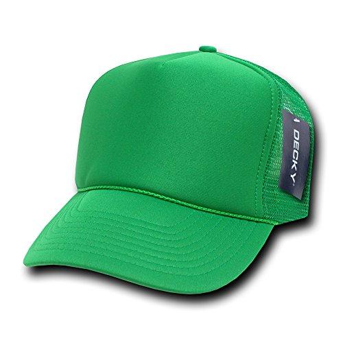 DECKY Solid Trucker Cap,