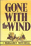 Gone with the Wind, Margaret Mitchell, 0025853902