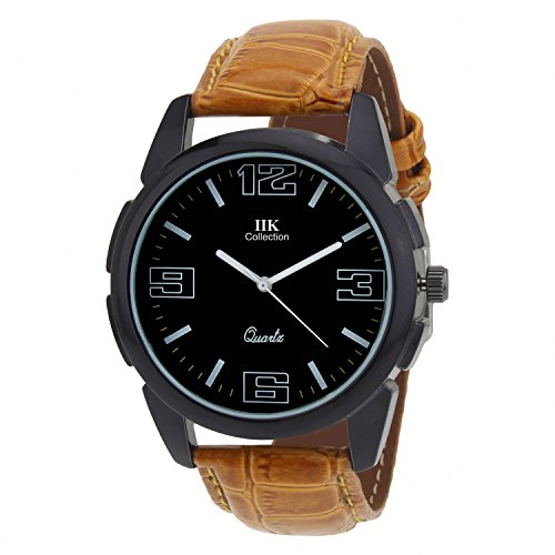 IIK Collection Analog Wrist Watch for Men and Boys by KT Fashions  IIK 543M