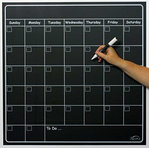 large-chalkboard-sticker-calendar-wall-organizer-decal-vinyl-waterproof-removable-weekly-monthly-org