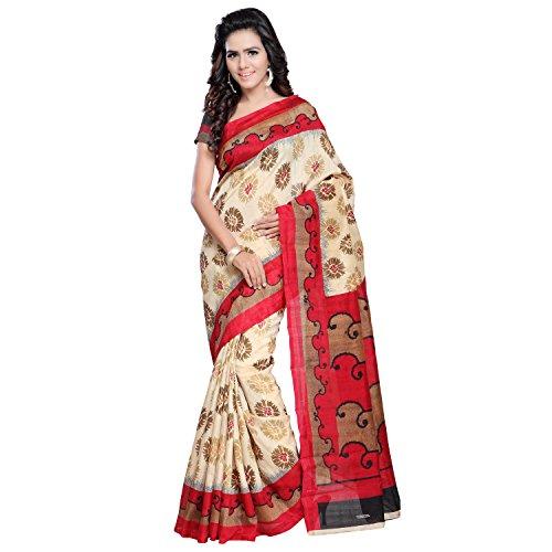 Indian Cotton Saree - 3