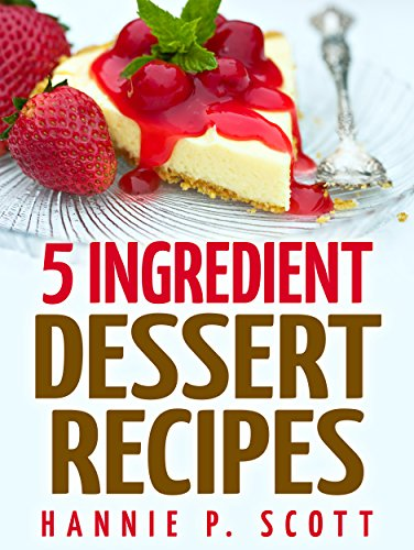 What are some easy desserts with ingredients found around the house?