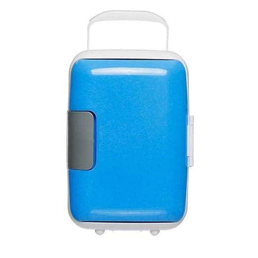 P.CHUXIN Car 4L Mini refrigerador/congelador para el hogar ...