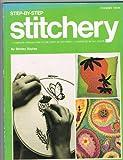 Stitchery, Step by Step, Ann Sayles, 0307420183