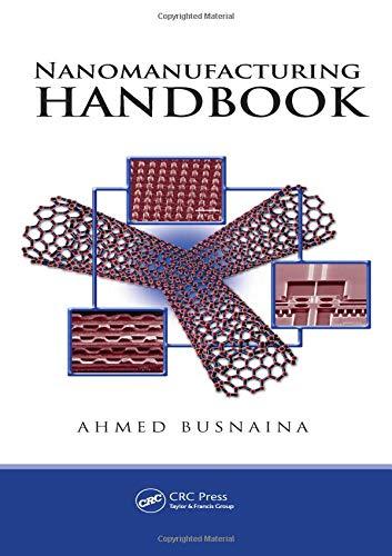 Nanomanufacturing Handbook - Gibson Les Paul Handbook