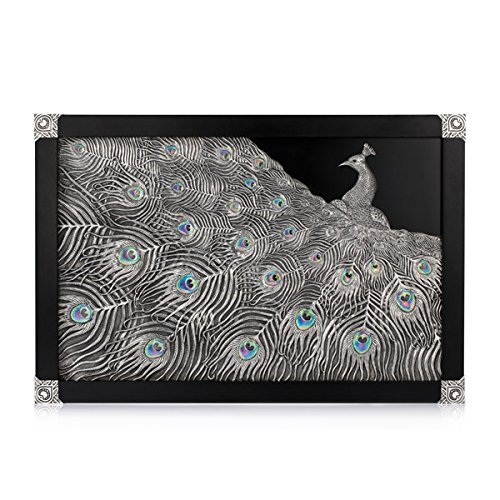 Royal Selangor Hand Finished Splendour Collection Pewter Limited Edition Plaque