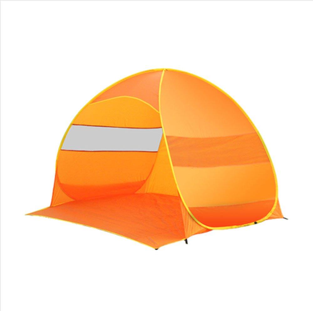 Zelt Strandzelt Automatische Outdoor Zwei Sonnenzelt Doppel Freizeitzelt
