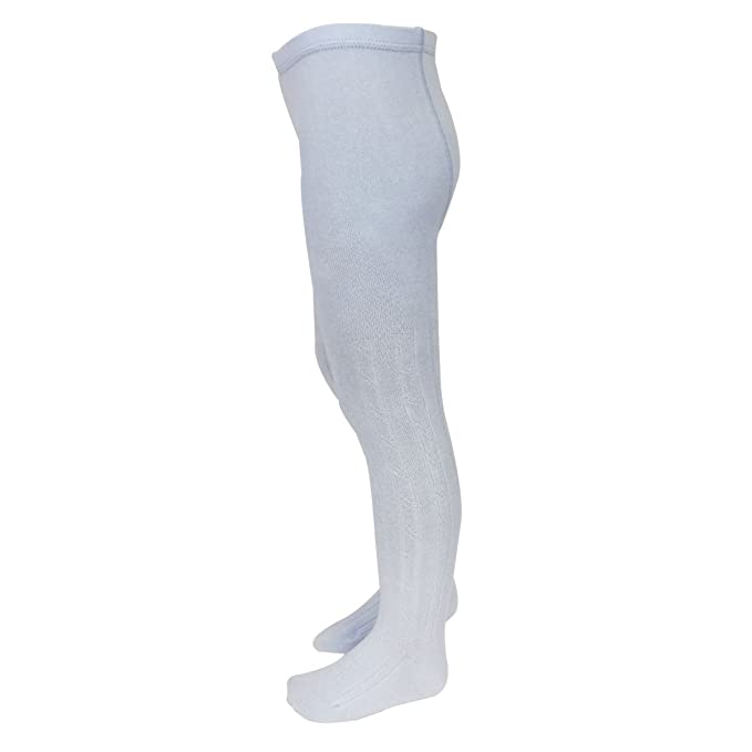 292923106 Amazon.com  Wrapables Thick Winter Cotton Ribbed Tights for Girls (Set of 2)   Clothing