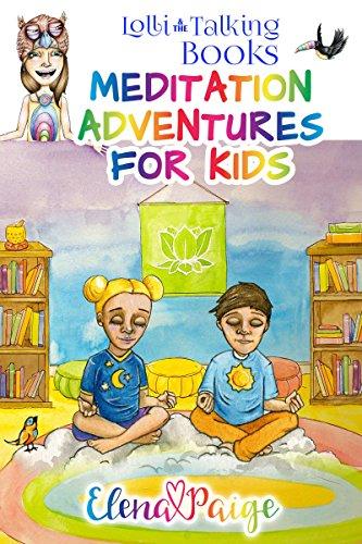 Lolli Talking Books Meditation Adventures ebook product image