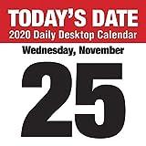 2020 Today s Date Daily Desktop Calendar