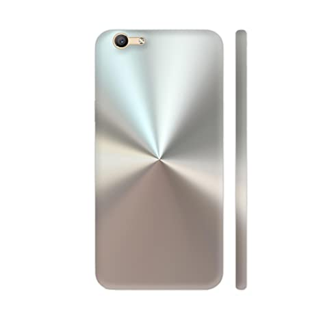 best loved 83608 c8755 Colorpur Vivo Y55s Cover - Stainless Steel Print: Amazon.in: Electronics