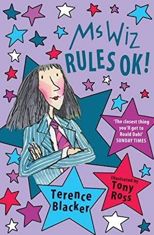 book cover of Ms Wiz Rules OK!