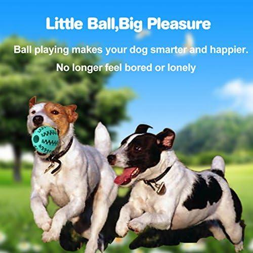 Idepet Pelota de Juguete para Perros, no tóxica para Perros Gatos ...