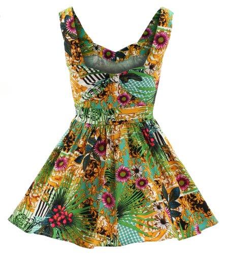 Mujer Multicoloured London Vestido H Para amp;r fWpqwnIX