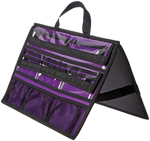 Tutto Sewing Machine Case (Tutto CFO7P PURPLE Tool Holder, Purple)