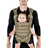 Best Baby Hiking Carriers - Men's Baby Carrier - Front -for Dads Review