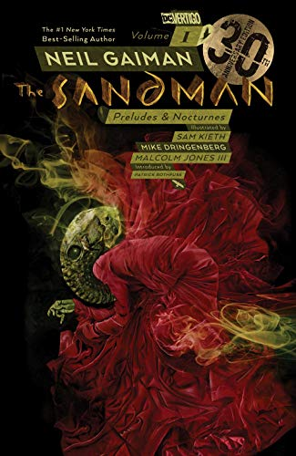 Image result for The Sandman Volume 1: 30th Anniversary Edition