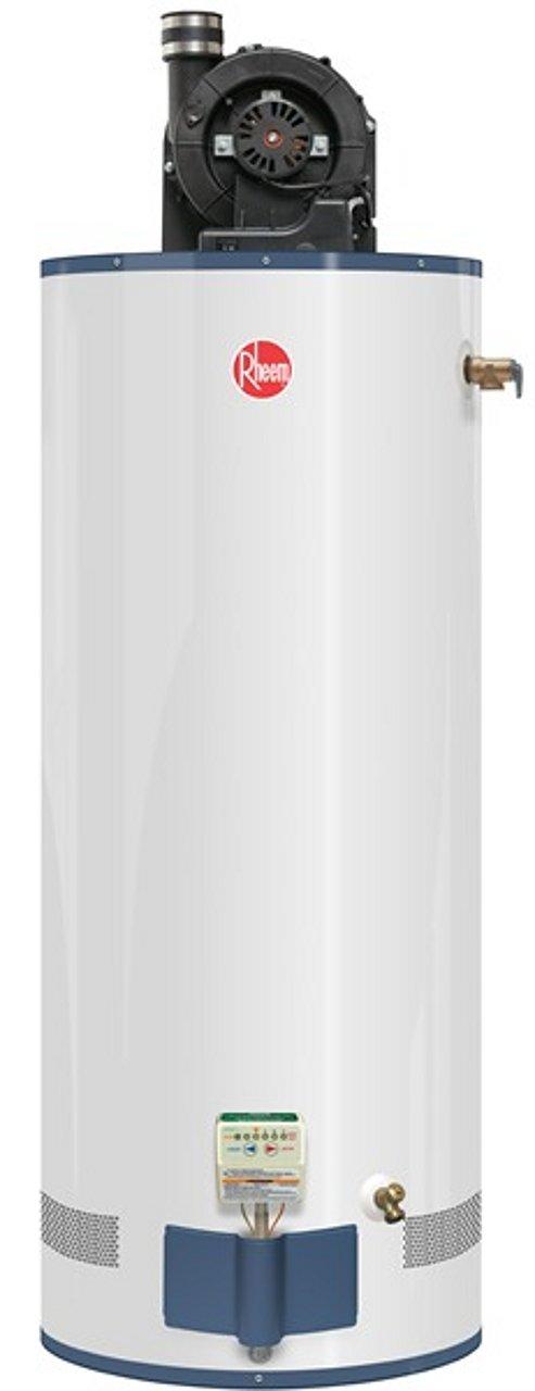 rheem gas heaters. rheem 42vp50fw power vent natural gas water heater, 50 gallon - heater parts amazon.com heaters