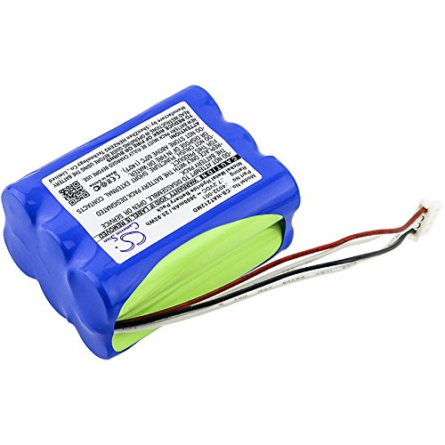 3600mAh Battery for Nonin Avant 9700 Pulse Oximeter, Avant 2120 NIBP Monitor, Avant 9600 Pulse Oximeter
