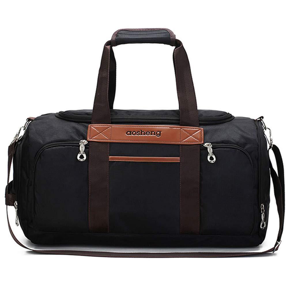 9c4d735e916c Amazon.com  Men Canvas Sports Gym Bag for Women Fitness Training Travel Duffle  Shoulder Bags Yoga Handbag Outdoor Sport  Sports   Outdoors