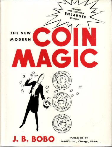 Coin Book Magic New Modern - The New Modern Coin Magic REVISED AND ENLARGED EDITION