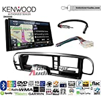 Volunteer Audio Kenwood Excelon DNX994S Double Din Radio Install Kit with GPS Navigation Apple CarPlay Android Auto Fits 1995-1999 Suburban, 1995-1999 Tahoe