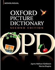Oxford Picture Dictionary 2nd Edition  by Jayme Adelson-Goldstein, Norma Shapiro - Paperback