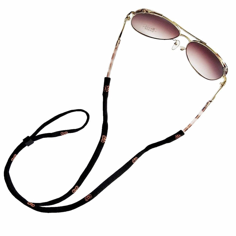 MagiDeal Cinturino Occhiali In Nylon Corda Cinghia Di Eyewear Catena  Stringa Regolabile Nero Accessori Sunglasses: Amazon.it: Abbigliamento