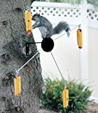 Cobs-A-Twirl Squirrel Feeder – Black Review