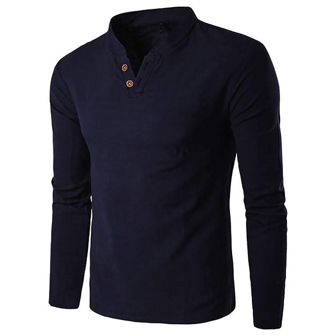 Suéter de Hombre Otoño Invierno Jersey Slim Tops Prendas de Punto de Hombre Sudadera para Hombre BBestseller: Amazon.es: Ropa y accesorios